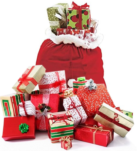Regali Di Babbo Natale.Caro Babbo Natale